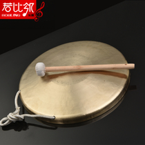National soul 30cm gongs and drums musical instrument gongs gongs warning gongs gongs three and a half props