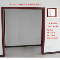 Manufacturers custom door sets of paint window sets of solid wood veneer sets of balcony sets of sliding door sets of home door sets