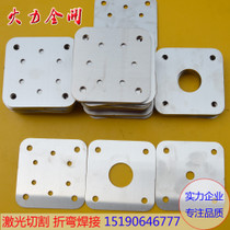 304 plate 316L steel plate 2205 duplex stainless steel plate laser cutting arbitrary graphics bending welding
