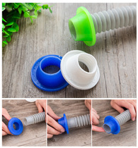 Pipe deodorant silicone sealing ring washing machine pool sewer floor drain pest control sealing plug