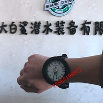 Imported diving depth Watch Wear watch Taiwan depth gauge diving watch wrist diving depth gauge