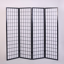 Pinfeng residence in China screen factory direct sales simple non-woven 4 home partition.