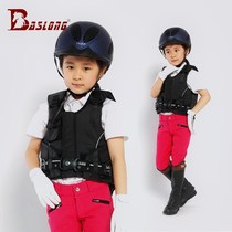 Childrens horse-riding armor childrens equestrian armor riding guard vest Childrens riding equipment equestrian protective vest
