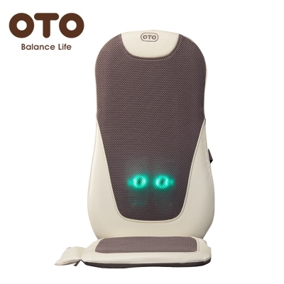 OTO massage chair cushion multi-function back vibration kneading waist heating car home waist massager EL.