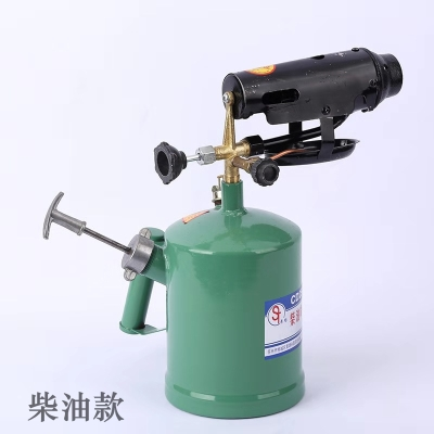 。。 Diesel spray lamp gasoline household burning pig hair to fill the leak quality outdoor high-temperature local housing gasoline more.