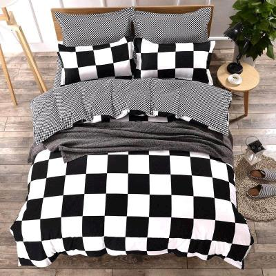 Full set of six-piece bed set College pupils mats winter dormitory quilts double single