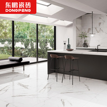 Dongpeng ceramic tile snow stone floor tile 800x800 living room floor tile anti-slip tile full cast glaze modern minimalist