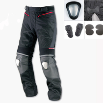 Japan K brand JK712 motorcycle riding pants motorcycle drop pants titanium alloy racing pants waterproof windproof Four Seasons men
