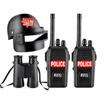 Small special forces childrens walkie-talkie a pair of charging outdoor games wireless call intercom boy eat chicken toys