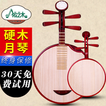 Yizhi wood Mahogany moonkey opera accompaniment moonkey folk music moonkey send accessories