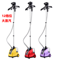 Yangzi steam ironing home ironing small vertical ironing machine hand-held mini iron