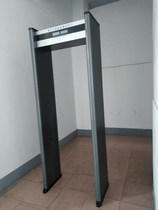 Security door metal detection door supermarket bar KTV station School Cinema single six zone detection door Xinjiang