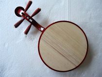 Yuqin instrument red wood Yuqin professional Rosewood copper goods Yuqin red wood Yuqin xiphylic two yellow opera Yuqin