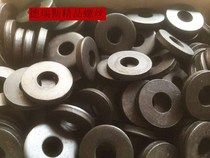 Increase the pack gasket black flat mat screw post hair washer widening thick non-standard new pad M6 M8 M1