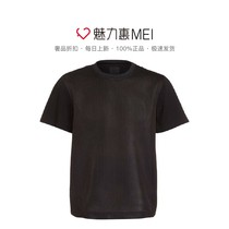 GATEONE Black Mens Casual Short Sleeve T-Shirt