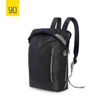 90 points multi-functional Korean men and women sports folding shoulder bag students large capacity backpack leisure bag tide