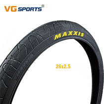 Margis maxxis hookworm worm python outer tire 26 x 2.5 mountain bike tires.