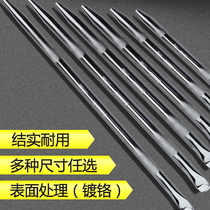 Round crowbar tire sleeve biasing Rod tight rope pressure Rod crowbar Chrome crowbar truck pry tire