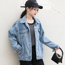 Zisuo 2019 spring new denim jacket female loose Korean tide spring and autumn BF wind wild students denim jacket