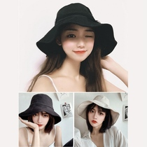 Net red fisherman hat woman summer hundred sun hat day thin sunscreen ultraviolet sun hat female Korean version tide