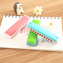 Childrens children harmonica toy organ baby 1-3 years old girls first learn musical instruments can play harmonica cartoon flute.