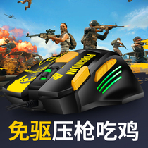 Dragon gamepad USB computer Bluetooth adapter 4 0 desktop wireless PC receiver Android activator single-hand mechanical keyboard stimulation battlefield eat chicken keyboard mouse macro automatic pressure gun
