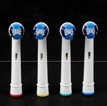 4pcs soft bristles sb-20a electric toothbrush heads replacem