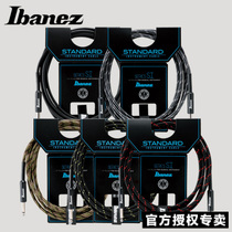 Genuine Ibanez ibana guitar cable SI Series electric guitar cable speaker noise reduction Line 3 6 meters