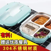 Ke Oke (love lunch does not cool down) stainless steel insulated lunch box long insulation Jingwen electricity supplier