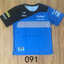 Racing T-shirt short sleeve half t MOTO GP Ducati t quick dry breathable t Male summer motorcycle