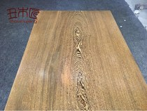African Wenge 196-80-10 board surface very clean texture centered solid wood large board desk writing desk