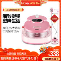 Haier intelligent two-pole household steam hanging ironing machine ironing clothes handheld vertical ironing machine hy-gs2506p