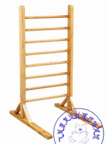 Muscle ladder back frame T back frame t frame hemiplegia ladder back chair upper limb cerebral palsy rehabilitation equipment Children solid wood training