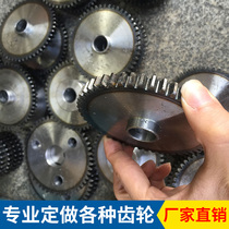 Spur pinion positive rack 1 1 5 2 2 5 3 4 5 6 8 10 die rack and pinion non-standard machining