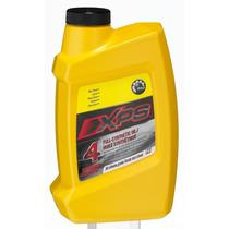 Full synthetic motor oil for Bombardier BRP (1 liter yellow bottle)ROTAX engine full synthetic motor oil