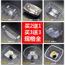 Suction hood oil cup oil box Wan and filter tank oil Bowl boss Fang Taimei cherry smoke machine accessories
