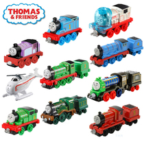 Special counter Thomas and friends small train inertial alloy train track set childrens toy boy