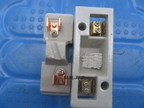 GB Shanghai Jinshan RC1A-60A plug-in Fuse ceramic porcelain white material home fuse holder