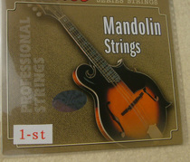 (Timothy harp) AM04 1 String Set (two)mandolin string