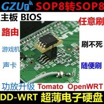 USD 6 47] SOP16 WINBOND W25Q128 serial flash memory chip 128M-bit