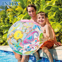 Intex Toddler Beach ball ballon de plage bébé eau jouet enfants ballon gonflable bb enfants jeu de water-polo