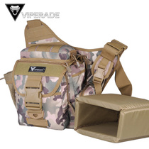 VIPERADE Viper army fan Sac De Selle Sac photographique sac messager sac de sport de plein air sac dépaule