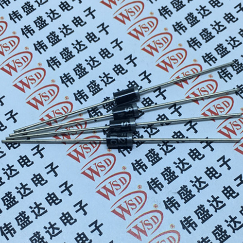 DIODE SCHOTTKY 1N5818 1A 30V DO15 THT