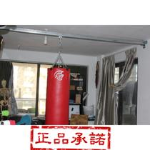 3mm thick galvanized track steel tube private custom pull-ups sandbag rack wall inter-track suspension removable