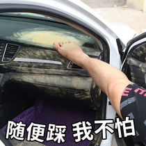 Car interior cleaning agent artifact free disposable strong decontamination cleaning multi-functional foam car wash liquid black technology