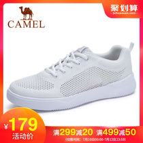 Camel mens shoes summer mens breathable mesh net shoes mens casual sports running shoes mens travel shoes mens new