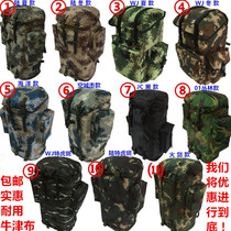 07 09 cold zone backpack digital jungle camouflage backpack waterproof training tiger stripes tactical bag backpack