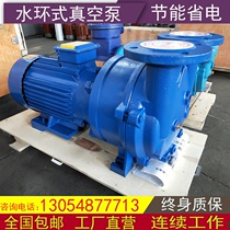 Water ring vacuum pump industrial Zibo water ring vacuum pump small suction pump Boshan pump accessories 2BV