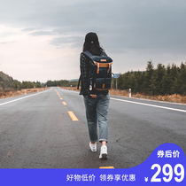 KF CONCEPT SLR camera bag backpack retro men and women canon 70d80d Nikon Professional Photography package