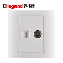 TCL Legrand switch socket switch panel wall switch socket Industry series telephone TV socket